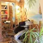 Парикмахерский зал SPA салона красоты